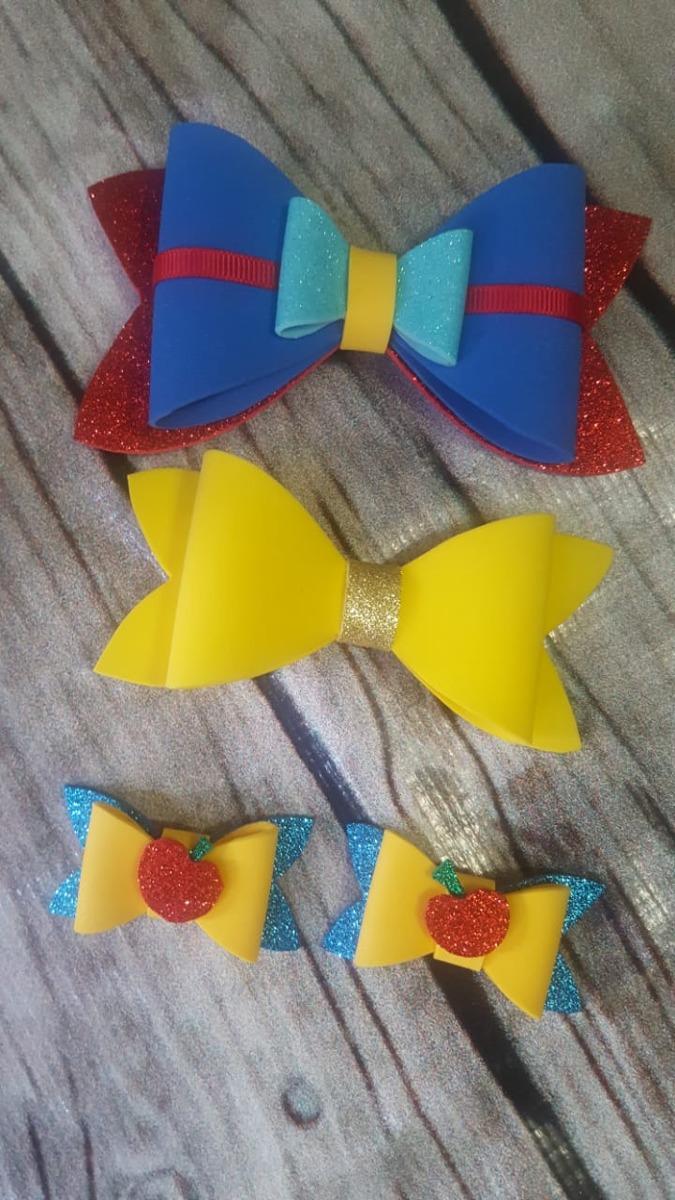 Paquete 4 Moos De Nias De Princesas Moos De Foami