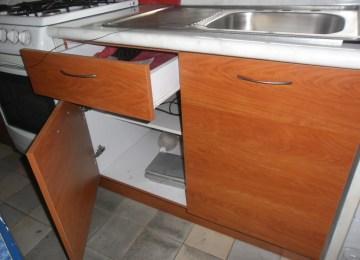 Mueble Para Cocina Integral | Cocina Integral Semieconomica L ...