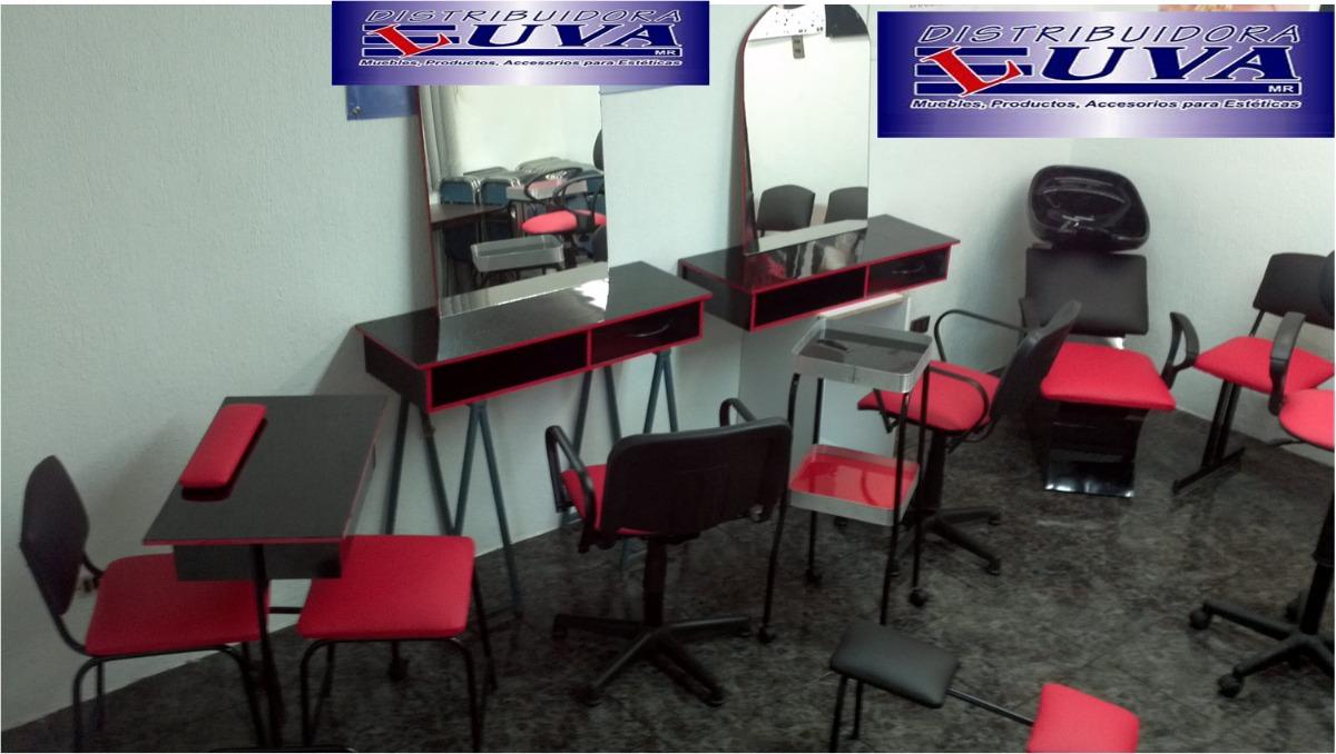 Muebles Para Estetica 15 Pzas   1545000 en Mercado Libre