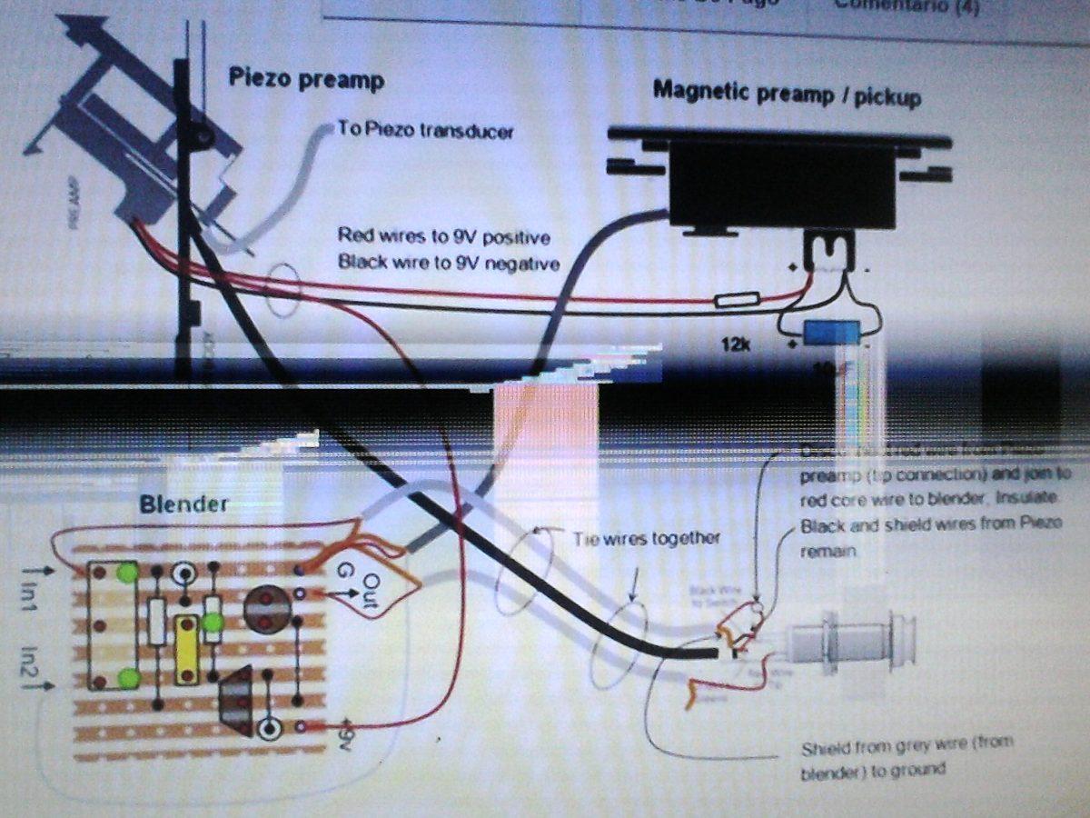 Remarkable Fishman Wiring Diagram Basic Electronics Wiring Diagram Wiring 101 Orsalhahutechinfo