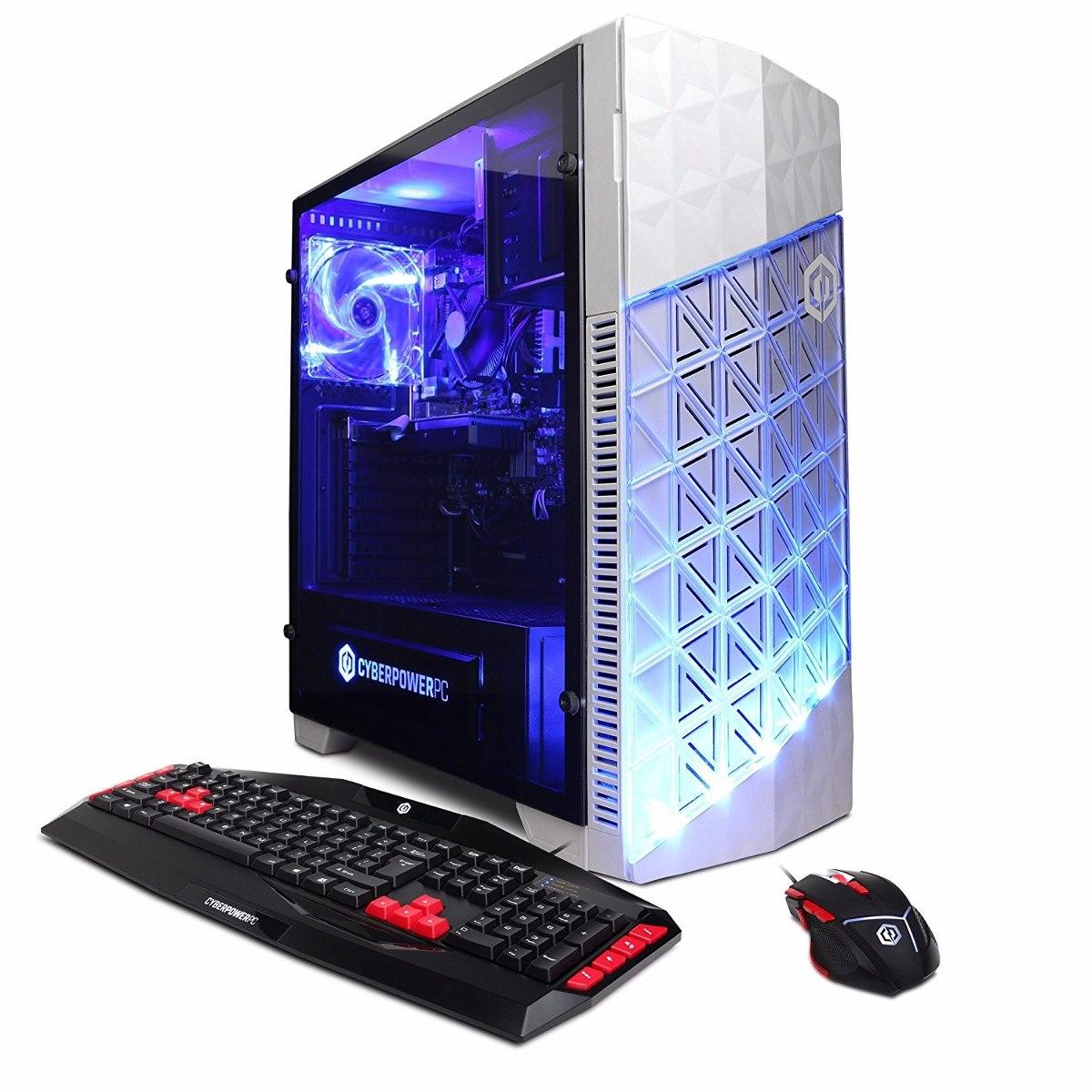 Pc Gamer Ultra Gua882 Fx4300 Marca Cyberpowerpc
