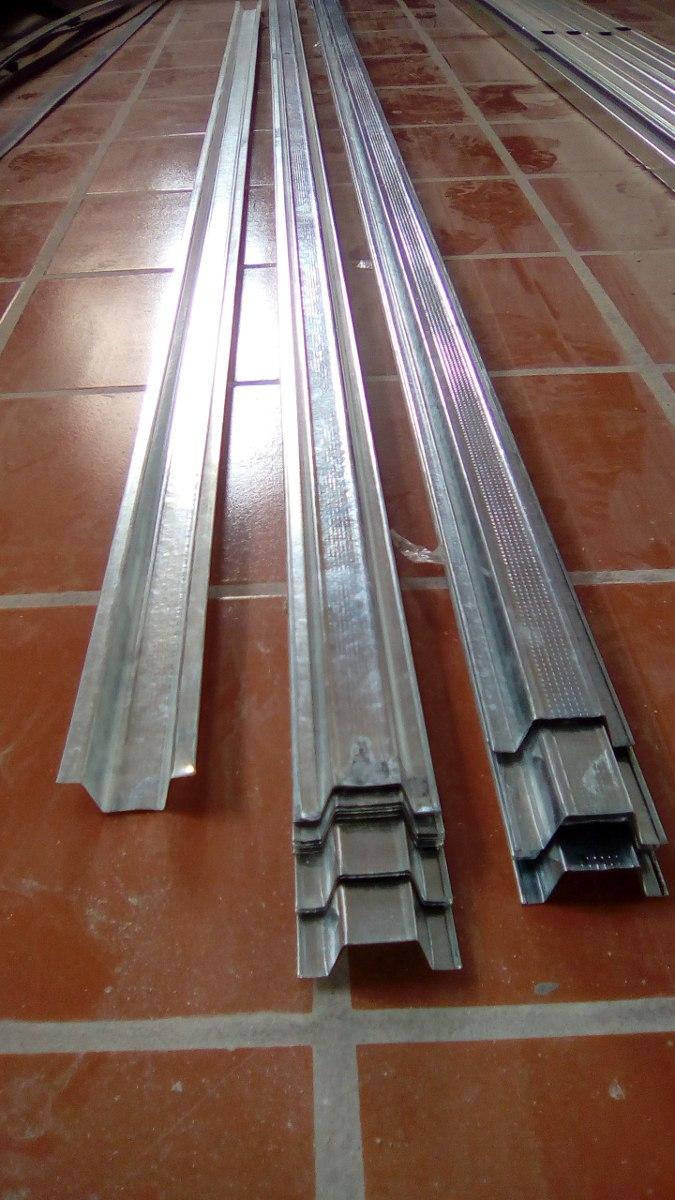 Perfil Omega 305 M Hierro Galvanizado Techos Drywall  Bs