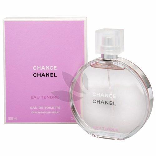 Perfume Chance Channel Tendre Dama 100ml Original  Bs 2