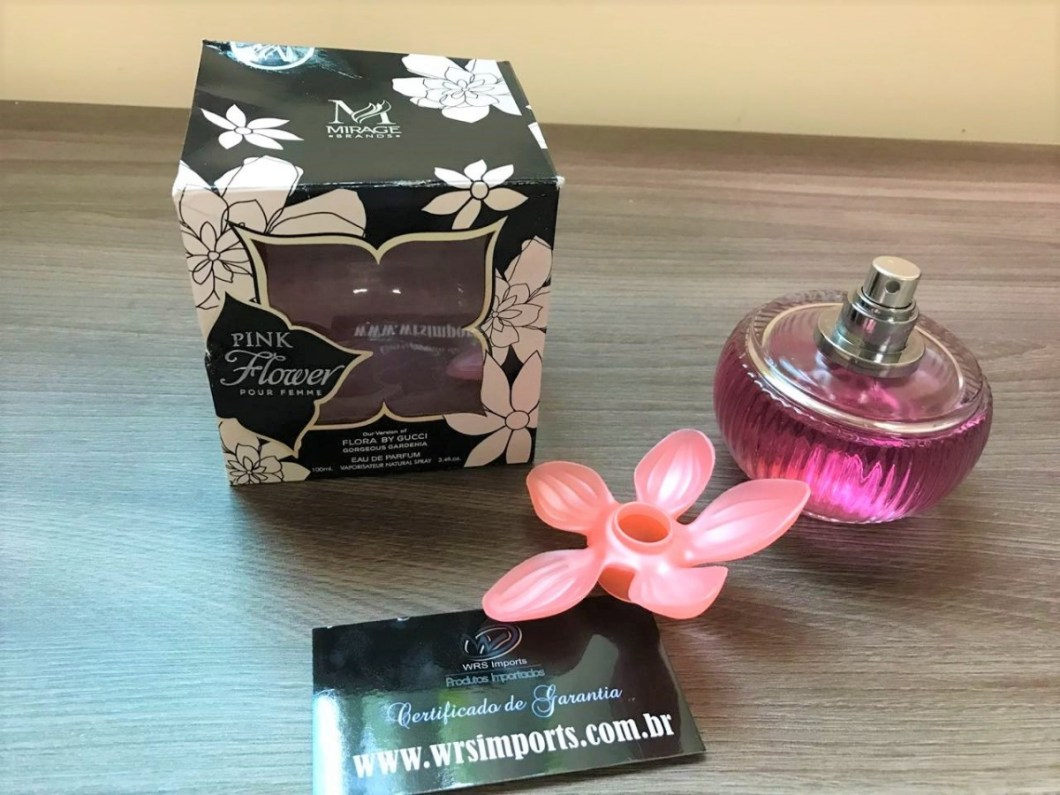 Pink Flower Perfume By Gucci Kayaflower