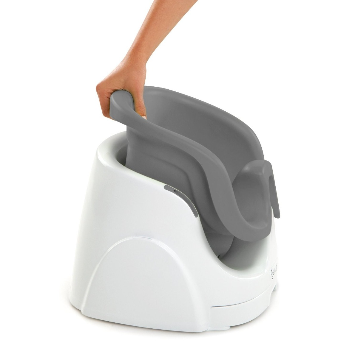 Silla Booster 2 En 1 Ingenuity Con Mesita Periquera Bumbo   115200 en Mercado Libre