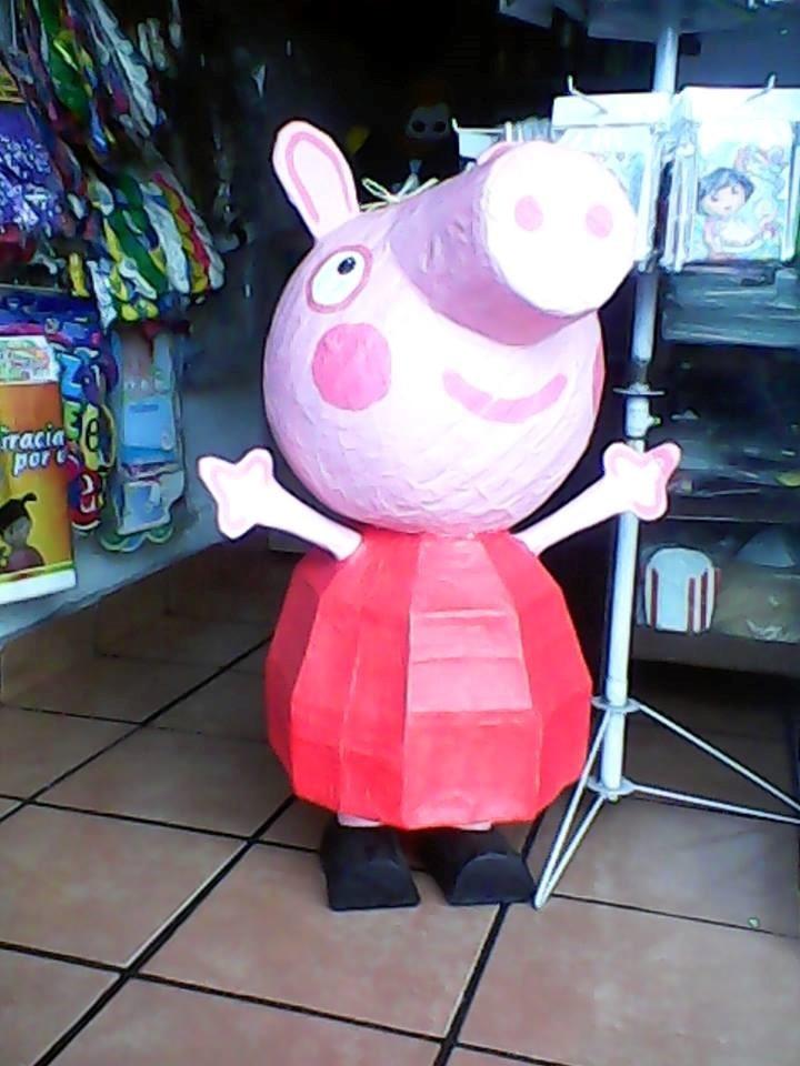 Piata De Peppa Pig   26000 en Mercado Libre