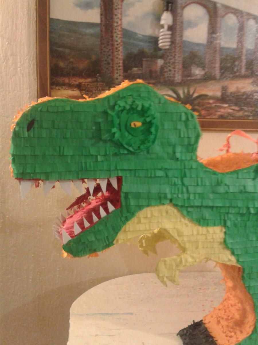 Hemsworth Dinosaur Cake