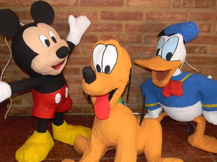 Image result for piñatas disney