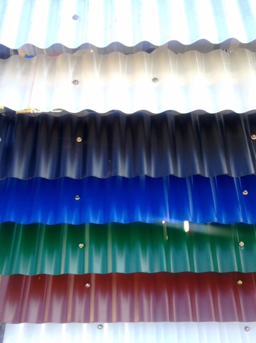 Pintura Especial Para Techos De Chapa O Tejas Colores