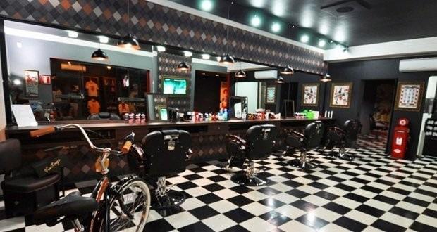 Piso Xadrez para Barbearia Retro   R 1390 em Mercado