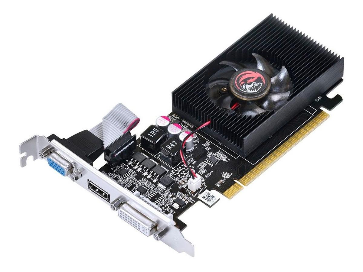 Placa De Video Geforce Gt 730 4gb Ddr3 128 Bits 2019 - R$ 421.62 em Mercado Livre
