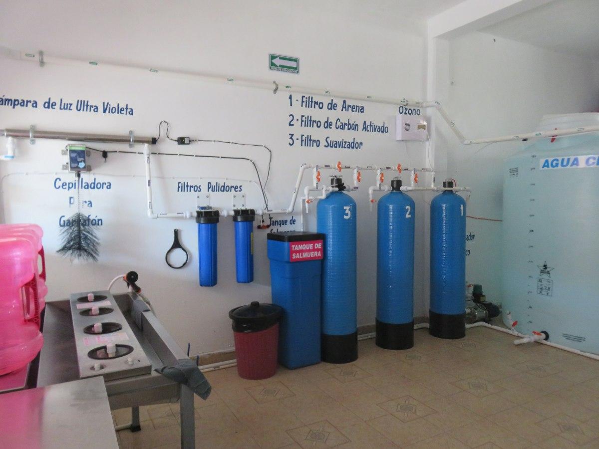 Plantas Purificadoras De Agua Agua Inmaculada   1500