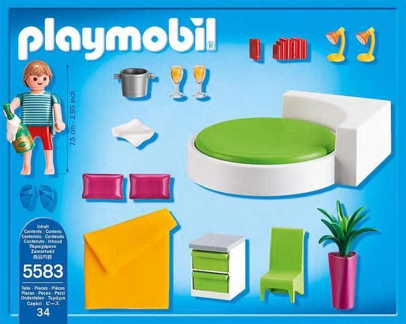 Playmobil Moderne Luxusvilla Badezimmer