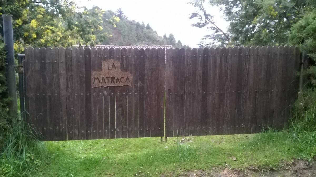 Portones Y Portadas Para Fincas Y Casas Campestres