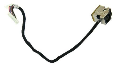 Power Jack Usado Con Cable Compaq Presario Cq43 Series