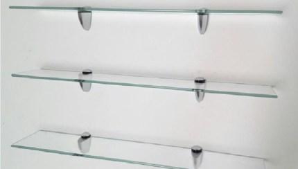 Prateleira De Vidro Para Banheiro 50x20 Bico Tucano Kit 2pcs R 75 90 Em Mercado Livre