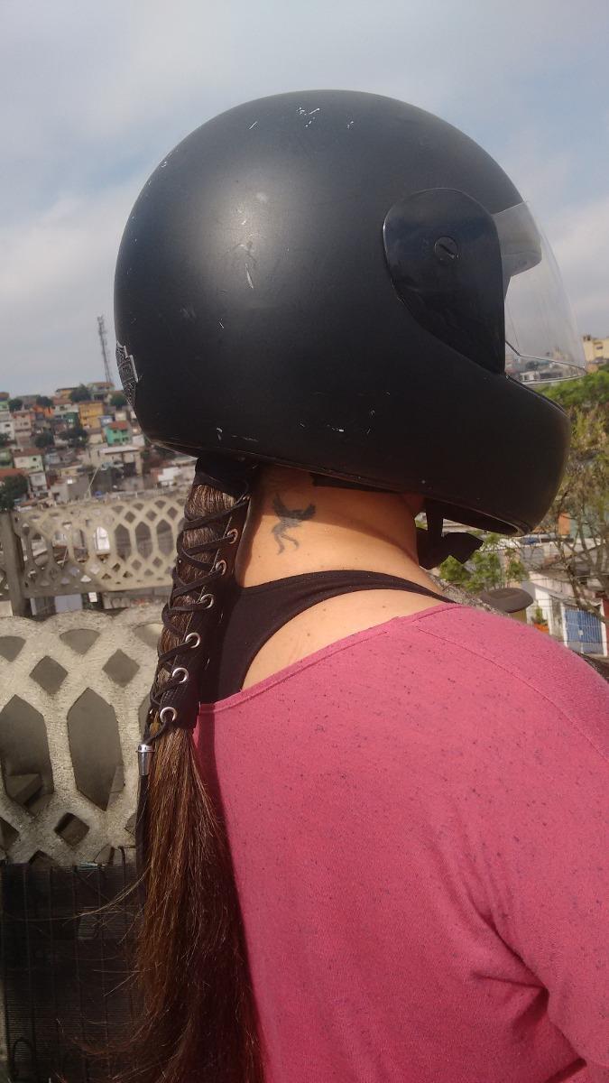 Prendedor De Cabelo Para Motos  R 3900 em Mercado Livre