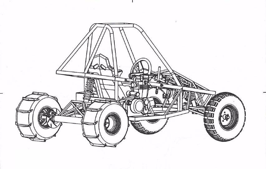 Projetos: Peneira Manual + Portão Basculante + Kart Cross