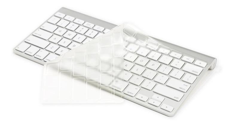 Protector Cubre Teclado iMac Macbook Pro Air 11 12 13 15
