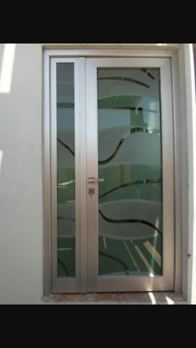 Puertas Aluminio Cotizamos En Preguntas   15000 en