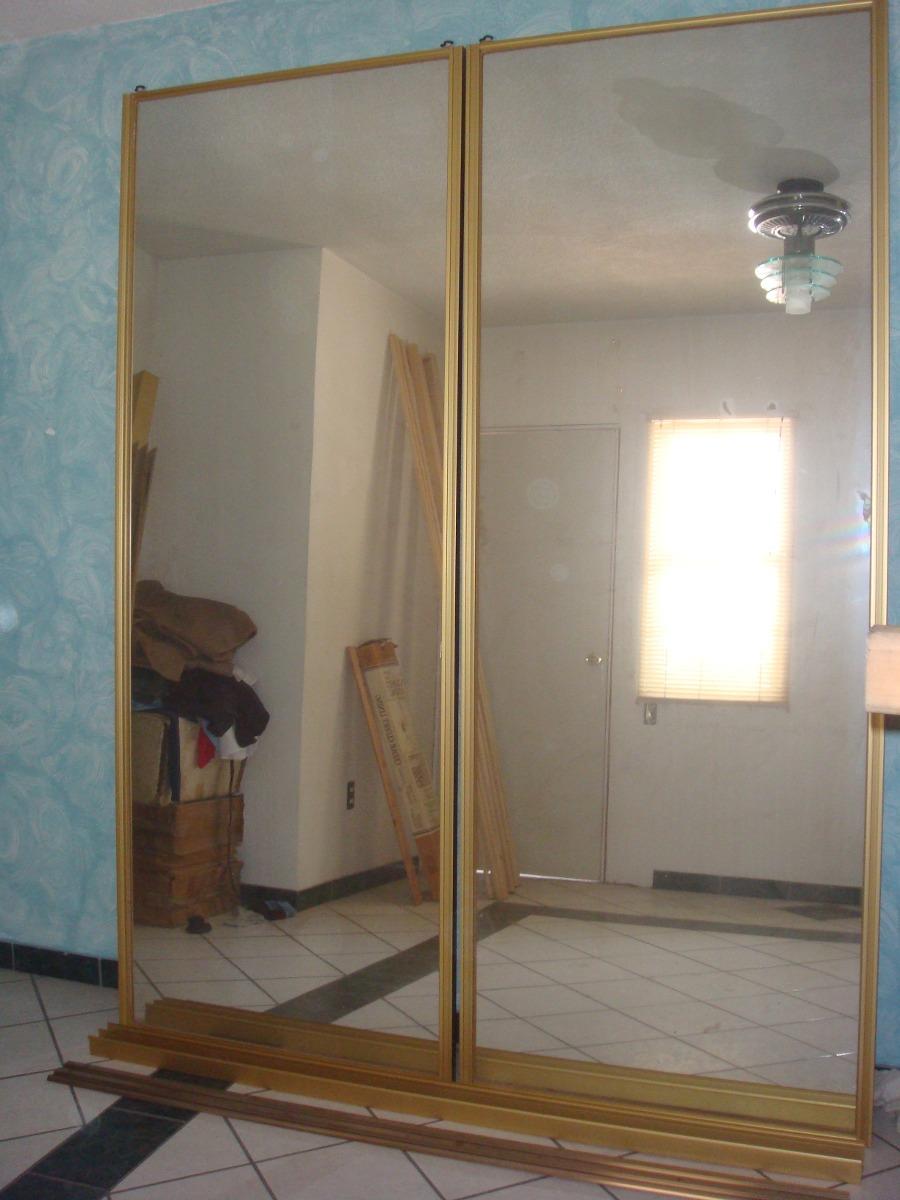 Puertas Corredizas De Closet Con Espejos   250000 en