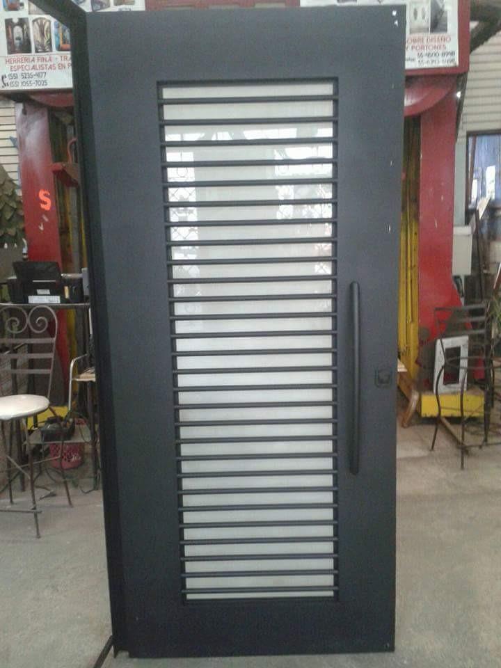 Puertas De Herreria   1200000 en Mercado Libre