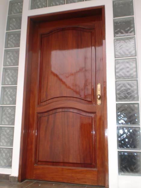 Puertas De Madera Exterior E Interior  S 23000 en