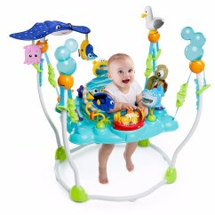 Walker Bouncing Chair 16 Inch Outdoor Cushions Pula P Bebe Disney Baby Procurando Nemo Sea Jumper
