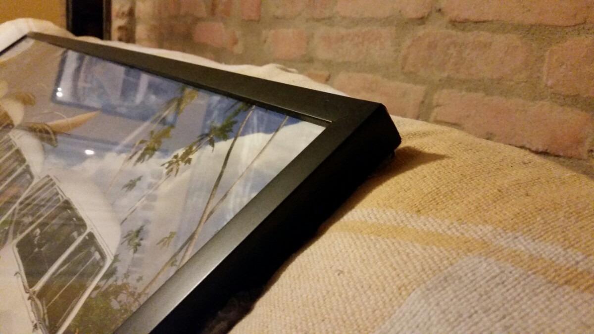 Quadro Kombi Moldura Caixa Com Vidro  R 29000 em