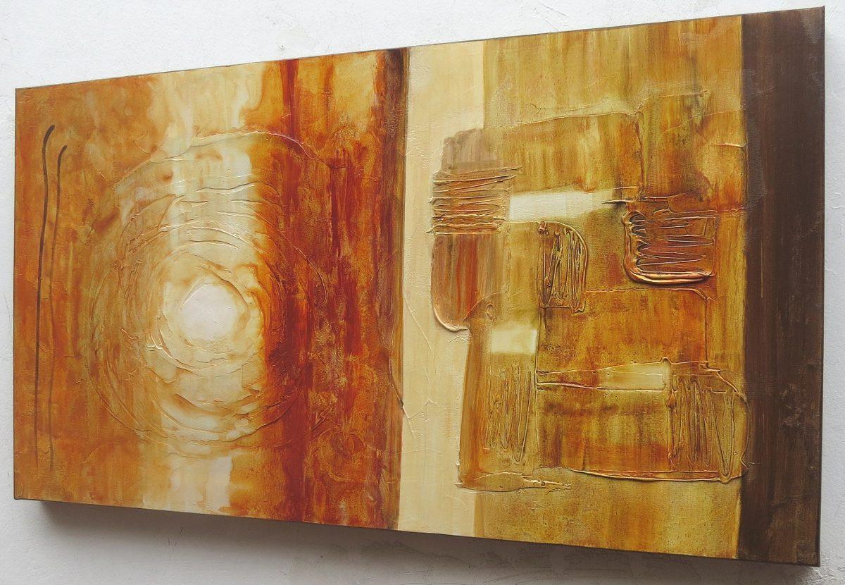 Quadros Abstratos Decorativos  Promoo  R 30900 em
