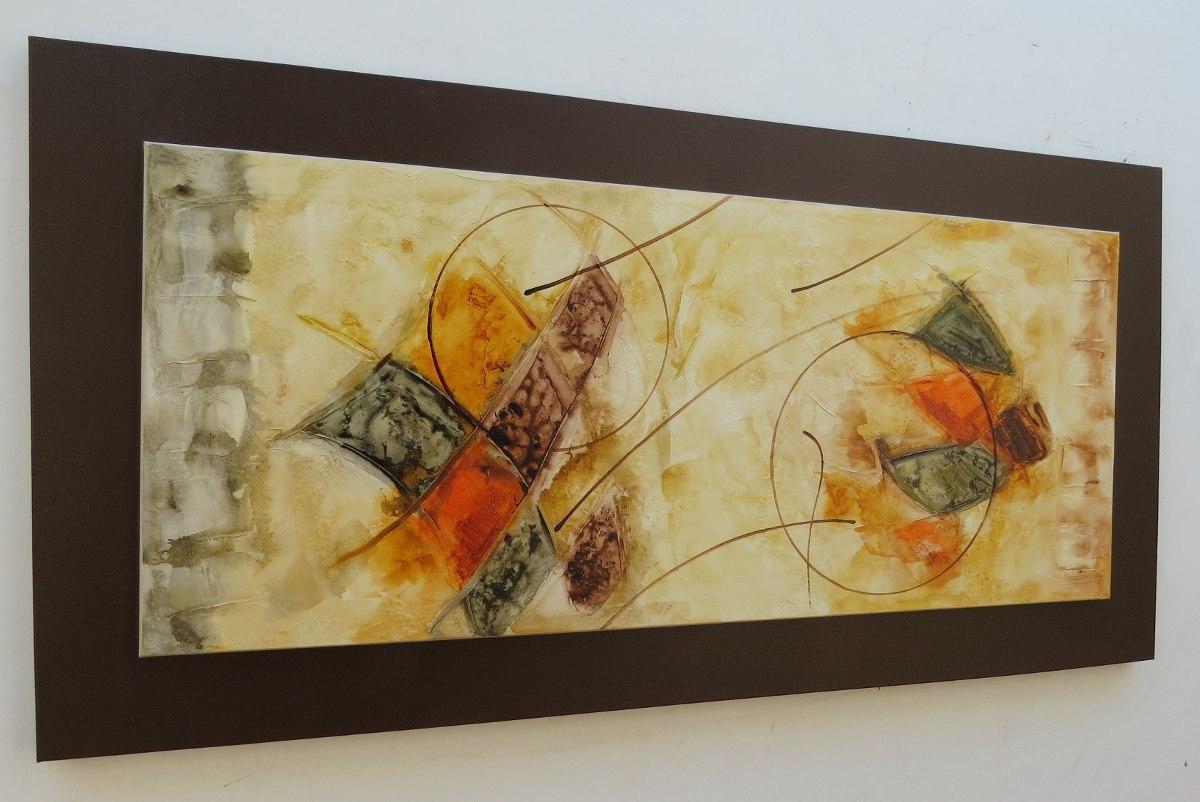 Quadros Abstratos Tela Sala Quarto Sala De Jantar  R 369