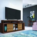 Rack Titanio Modular Mesa Para Tv 215 Amarelo 3 980 00 En Mercado Libre