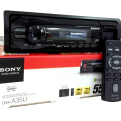 Sony Xplod Radio Uml Class Diagram Online Shopping System Mp3 Player Automotivo Dsx A35u R 334