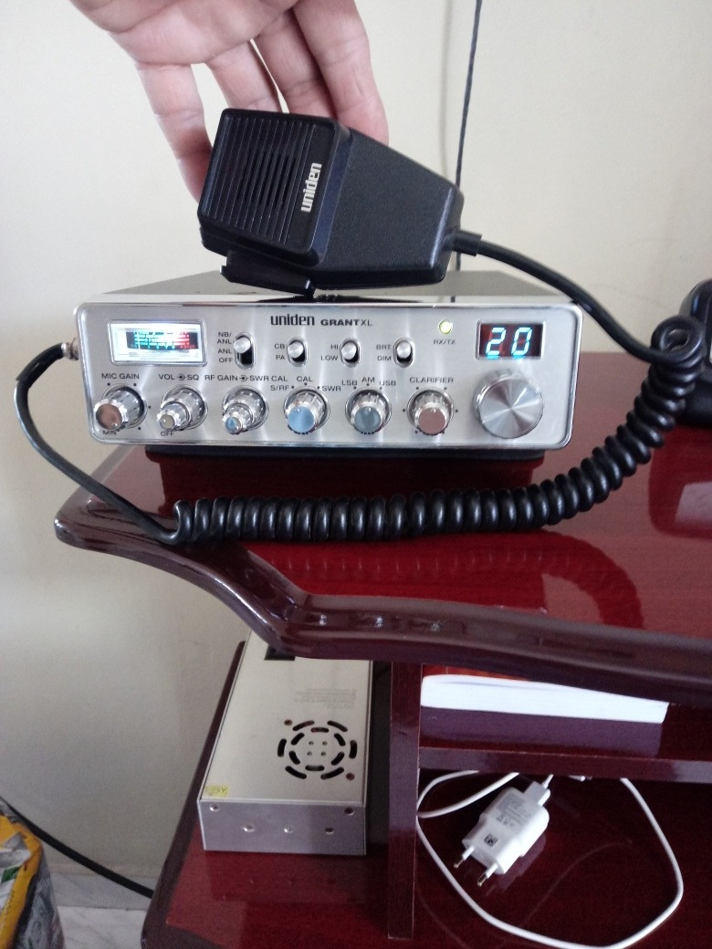 medium resolution of radio px cobra uniden grant xl carregando zoom