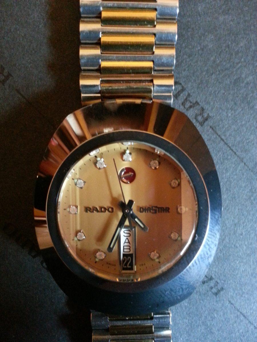 Rado Original Diastar Swiss Automatico   968000 en