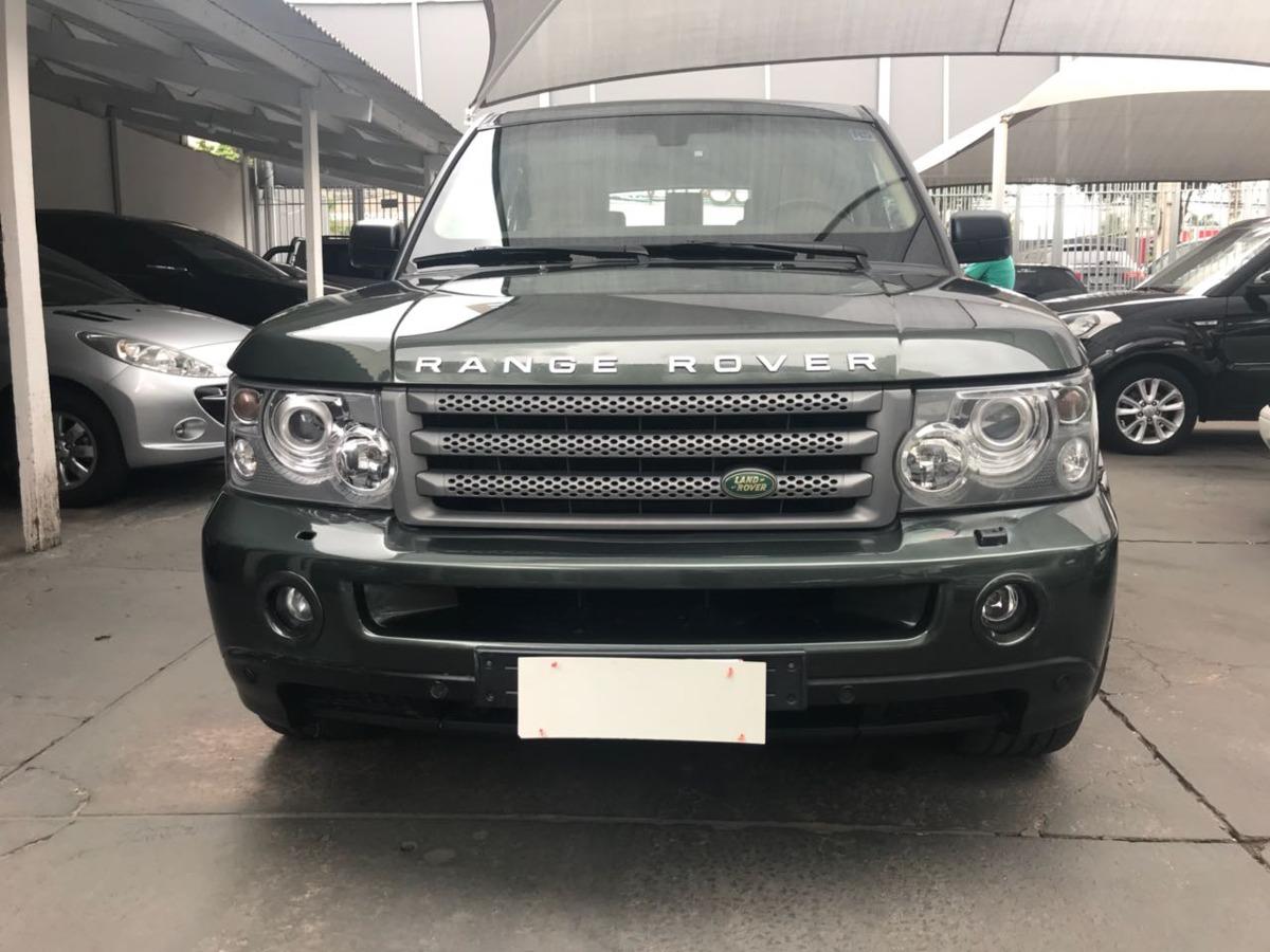 Range Rover Sport Hse V6 Diesel Blindada  R 82900 em Mercado Libre