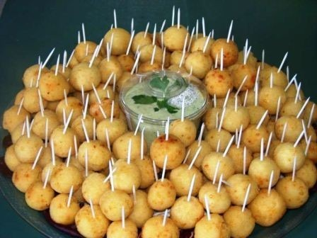 Recetas Pasapalos Saladoscremasdips  Bs 50000 en