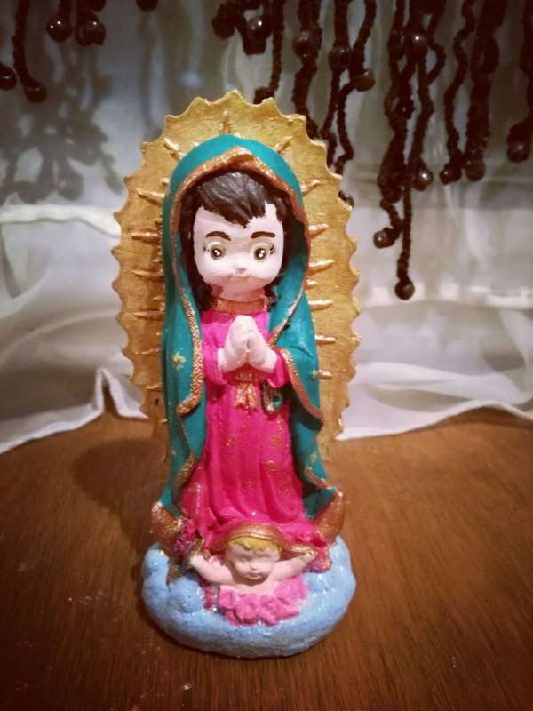 Virgen De Guadalupe Para Colorear Imgurl
