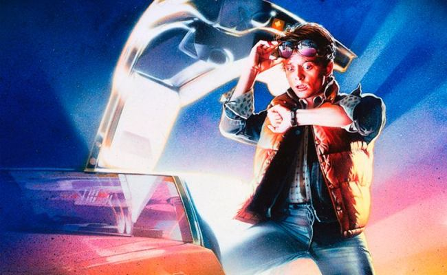 Regreso Al Futuro Poster 30x46cm Back To The Future