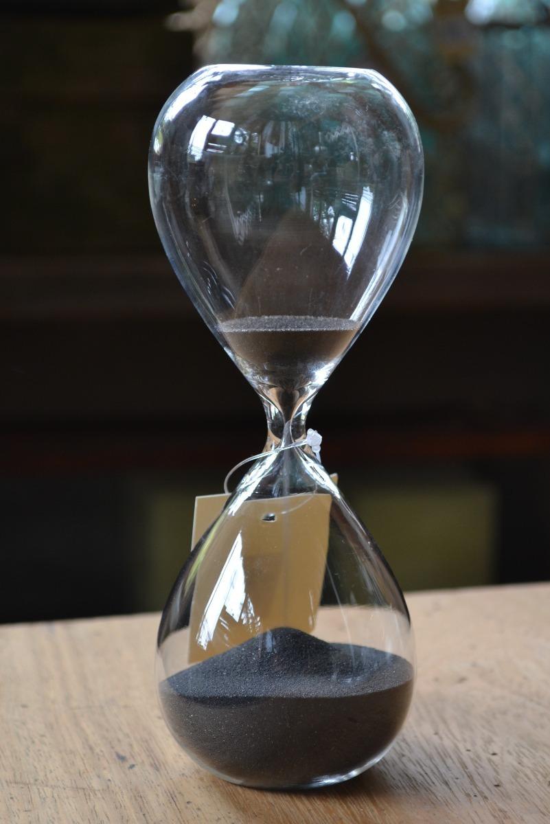Reloj De Arena De 30 Minutos Modelo Clasico   44900 en