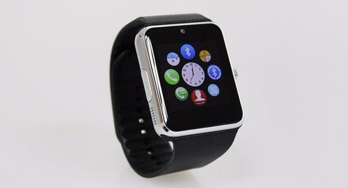 Reloj Telefono Smart Watch Android Facebook Whatsapp - $ 750.00 en Mercado Libre