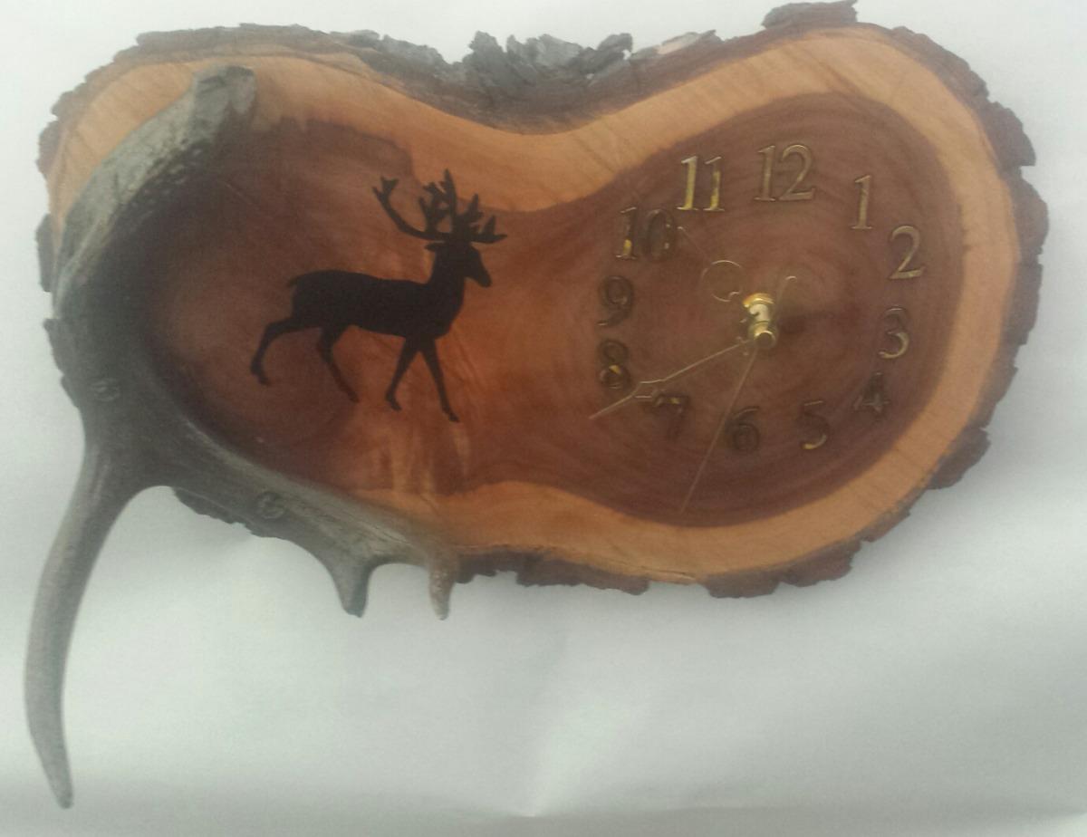 Relojes Con Adornos De Cuernos De Venado   160000 en