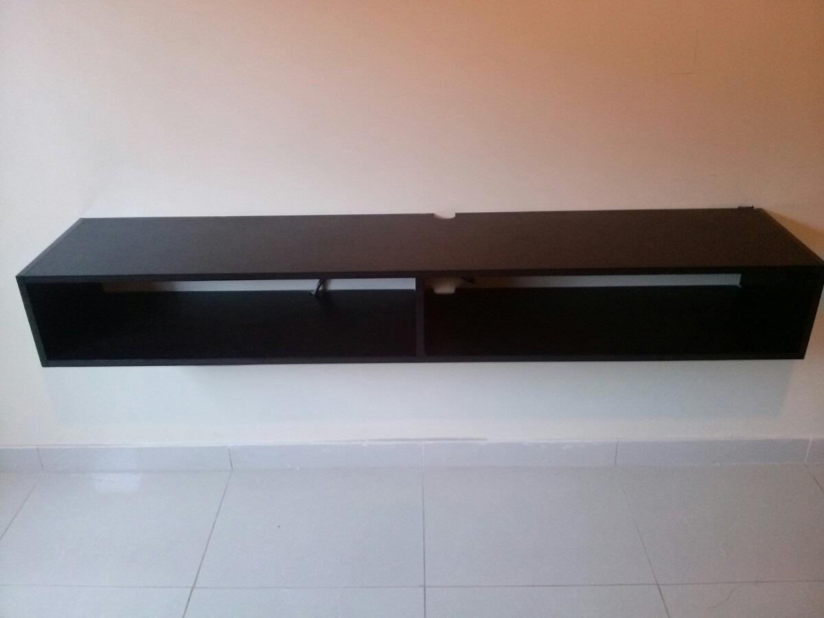 Repisa Flotante De 150 Cm Playstation Dvd Mdem Tv