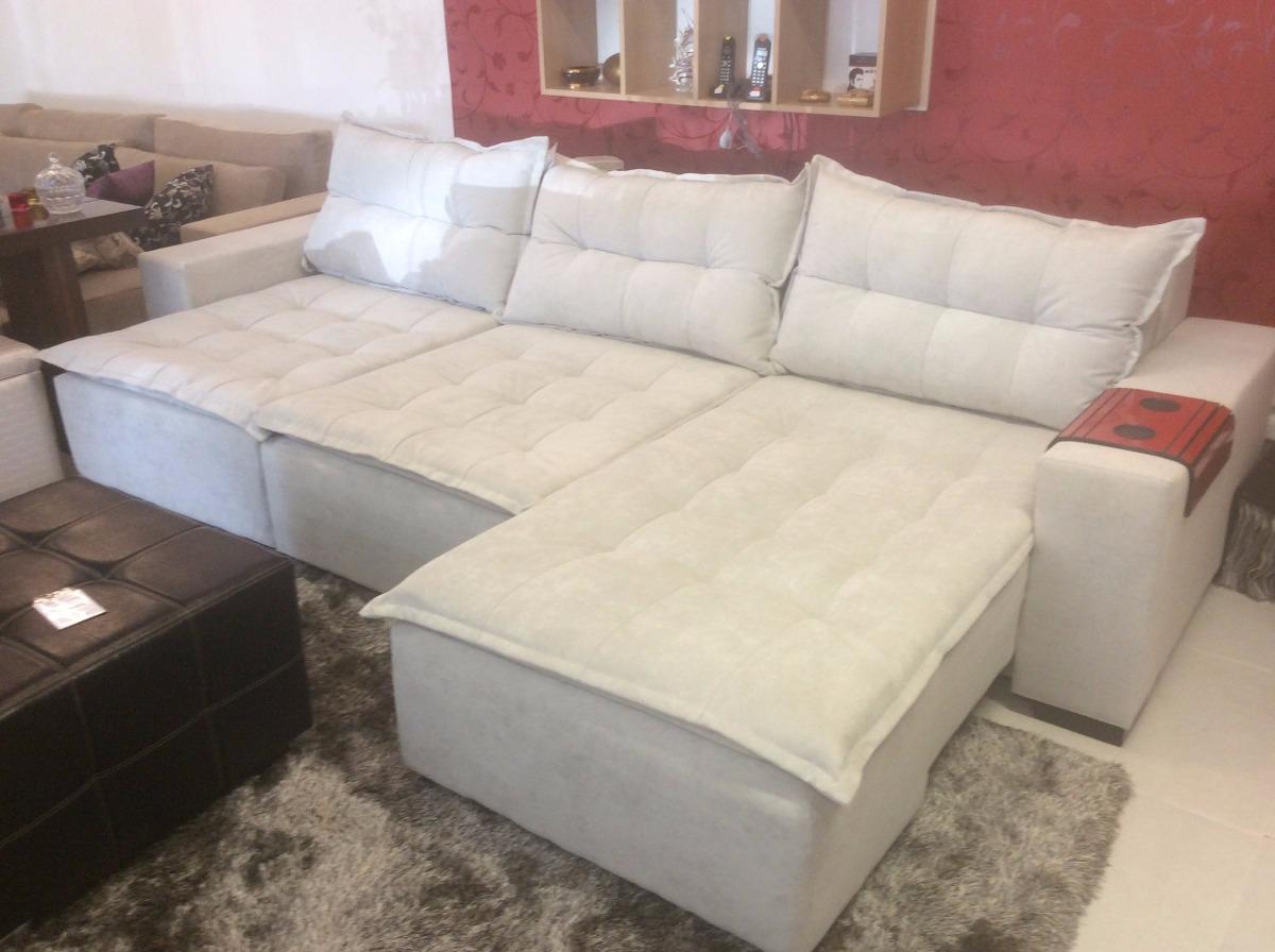 esse sofa ta bom demais set designs with price in delhi 2 lug retratil e chaise r 6 295 00 em