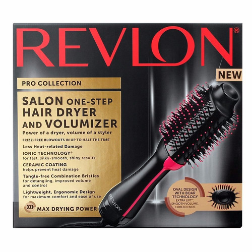 Revlon One Step Hair Dryer And Volumizer Pro Collection