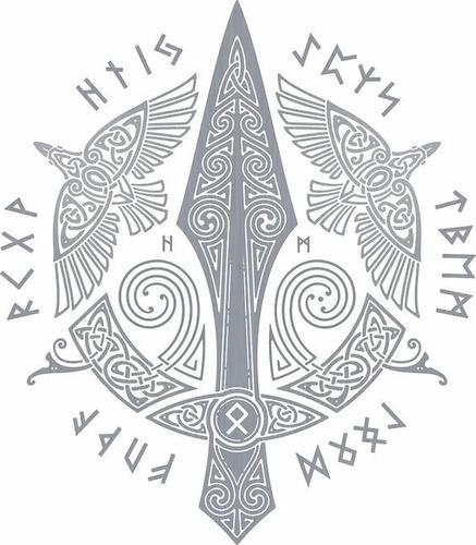 Runas Vikingas 25 Cartas Oraculo Con Manual En Español