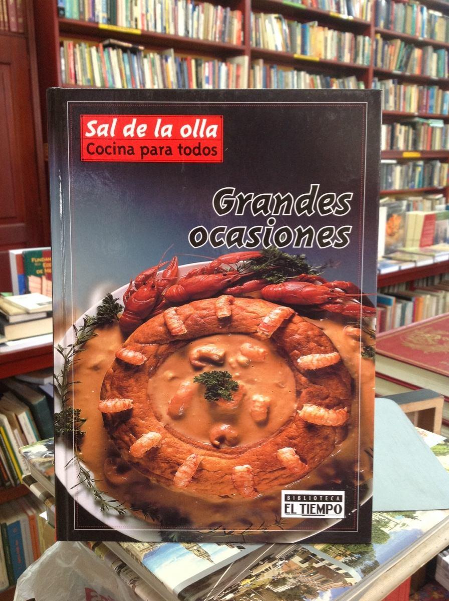 Sal De La Olla Cocina Para Todos Grandes Ocasiones