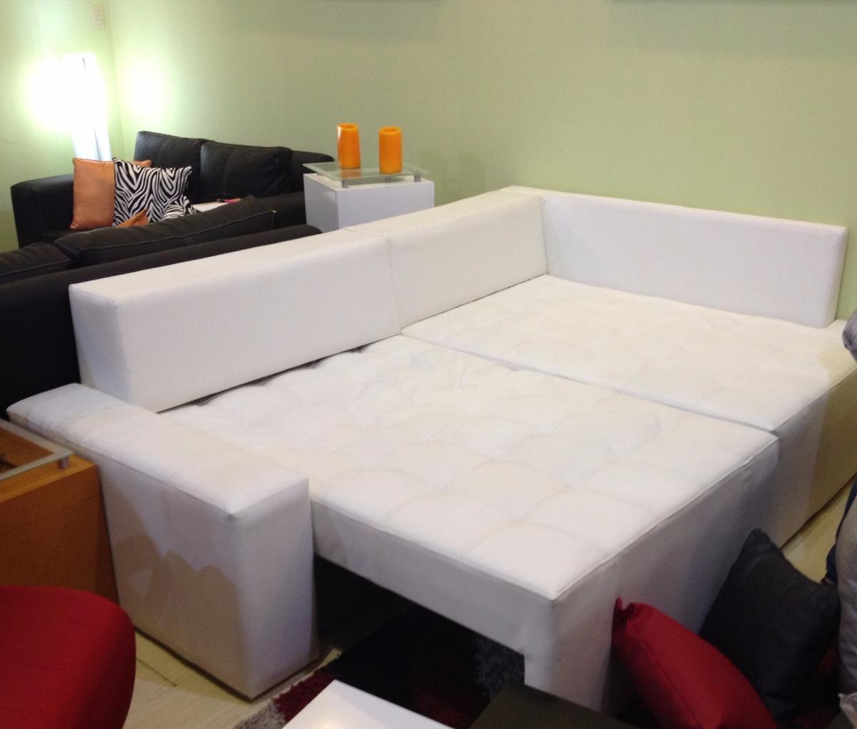 sofa cama mercado libre venezuela camas modernos mueble modular juego de sala en semicuero