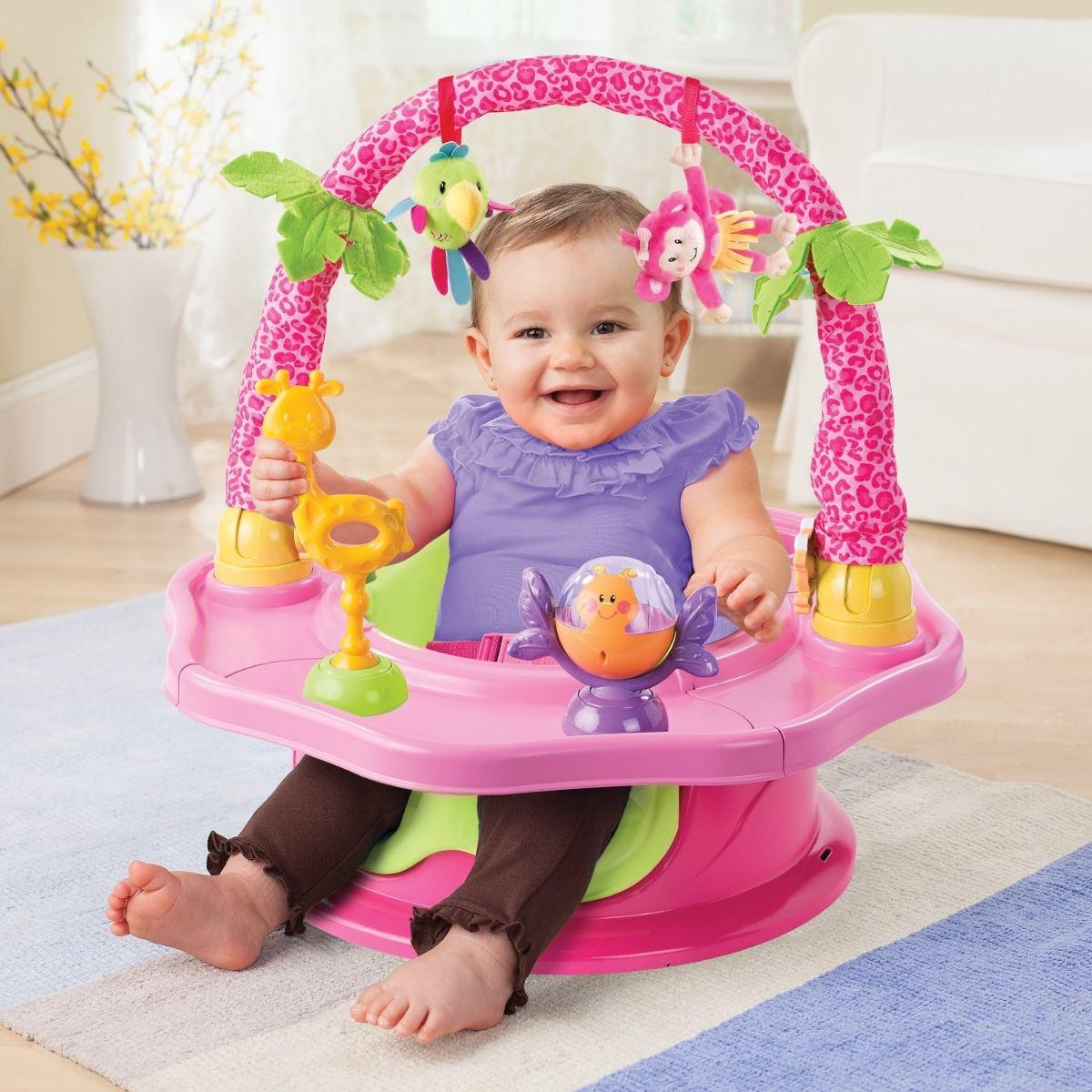 Silla Booster Gimnasio Summer Infant Para Bebe 3 Etapa Bumbo   115000 en Mercado Libre