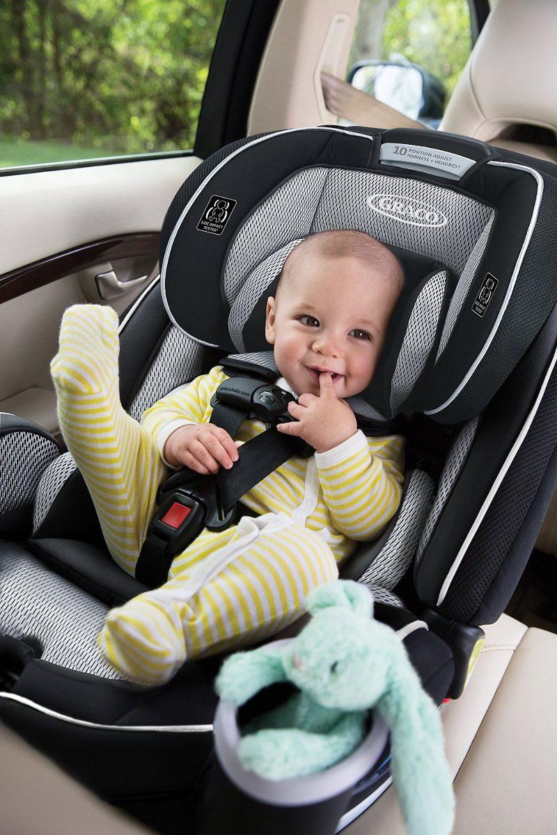 Silla De Beb Para Carro Graco 4ever Allinone De Asiento